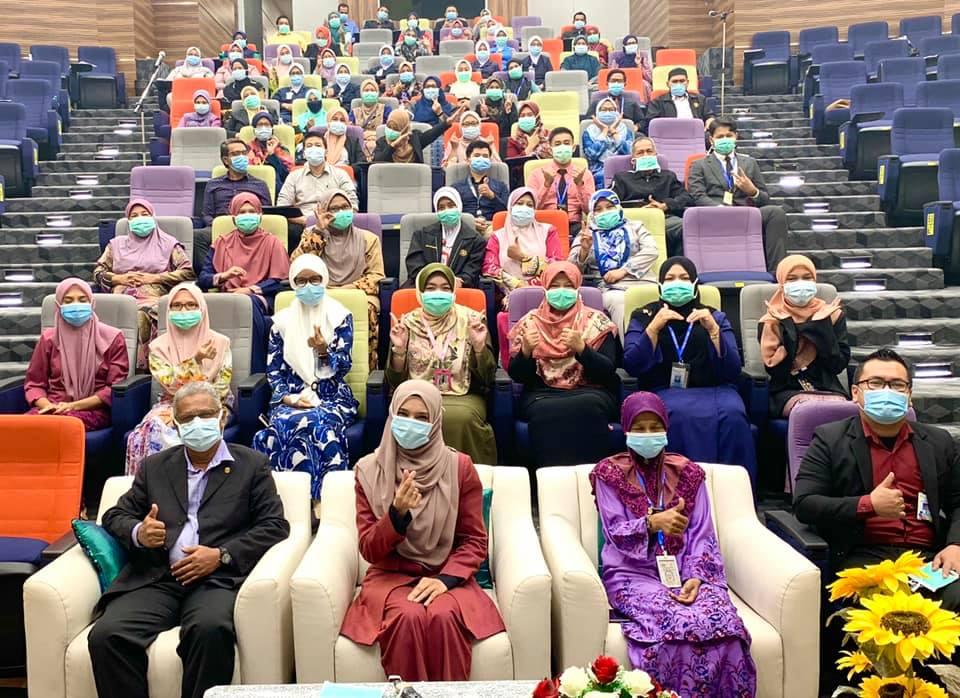 Kursus Pemantapan Imej Dan Etiket Sosial Hospital Sultan Ismail Petra Pada 24 – 25 Ogos 2020