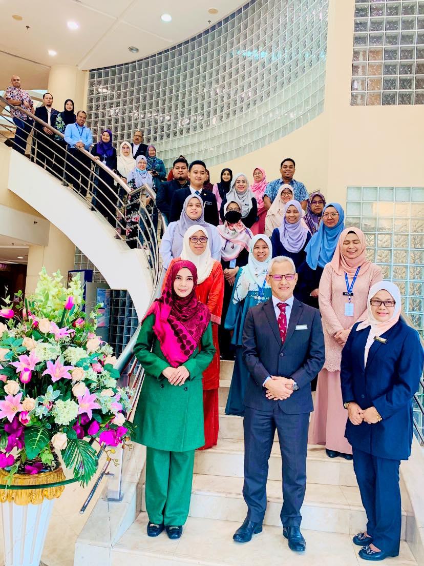 Kursus Pengurusan Aduan Dan Khidmat Pelanggan Jabatan Perdana Menteri Malaysia | 1-2 Oktober 2020