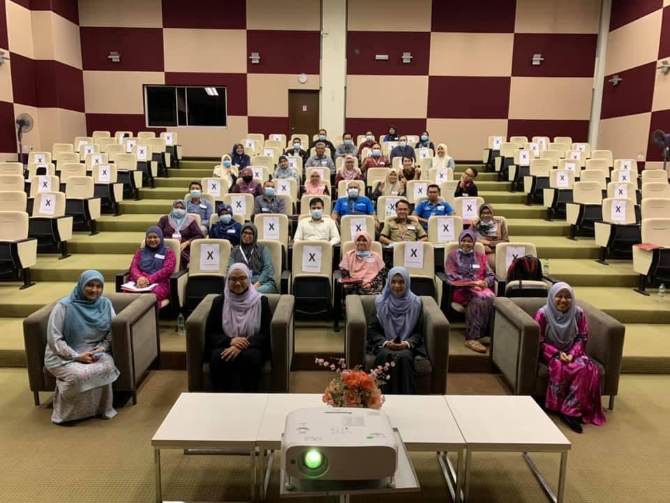 Kursus Komunikasi Berkesan Institut Perakaunan Negara Sabak Bernam Pada 12 April 2021